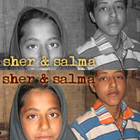 sher and salma